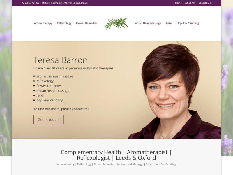 www.complementary-medicine.org.uk