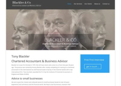 Blackler & Co – Chartered Accountant & Business Advisor