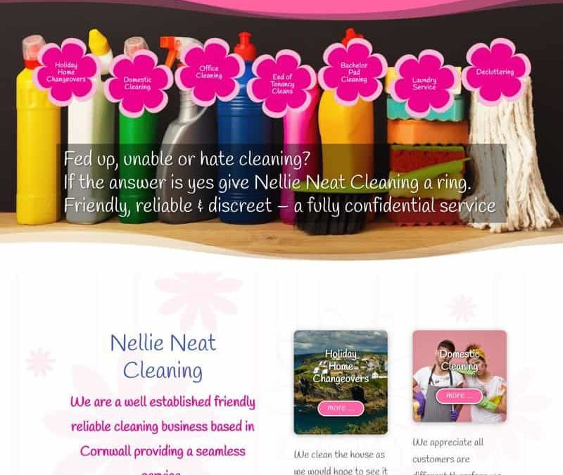 Nellie Neat Cleaning