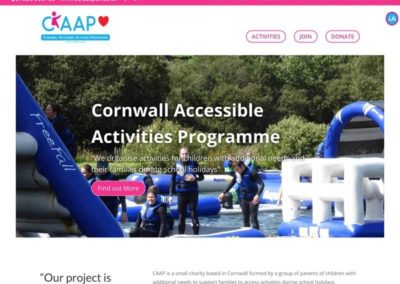 CAAP (Cornwall Accessible Activities Program)